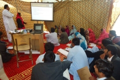 Capacity Building Workshop SSSF1
